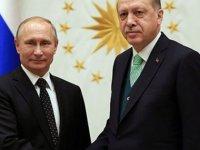 Kremlin'den Erdoğan-Putin açıklaması