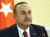 Bakan Çavuşoğlu: İdlib'de rejimin saldırılarının durdurulması lazım