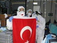 Vuhan'dan dönen Türk yolcular karantinadan çıkarıldı