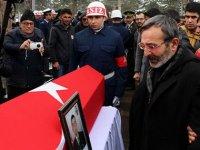 Türkiye şehitlerine ağladı