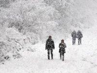 Eğitime kar engeli: İşte okulların tatil edildiği iller...