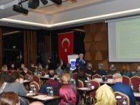 Ankara'da iklim değişikliği masaya yatırıldı
