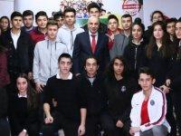 """Keçiören Belediye Başkanı Turgut Altınok: """"Başarı sevda işidir"""""""