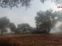 İdlib'de şiddetli çatışmalar!