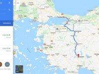 İstanbul Isparta arası kaç km? İstanbul Isparta arası kaç saat? İstanbul'dan Isparta'ya nasıl gidilir?