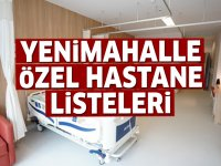 Yenimahalle Özel Hastane Listesi...Yenimahalle'deki Özel Hastanelerin Adresleri ve Telefonları 2020