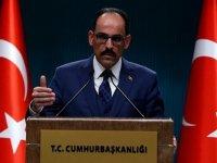 Sözcü İbrahim Kalın'dan Abdullah 'Gül'e ziyaret' açıklaması