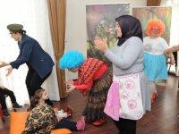 Altındağlı kadınlardan çocuklara tiyatro