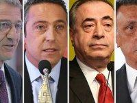 'Dört Büyükler'in başkanları bir araya geliyor