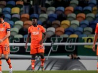 Başakşehir Sporting Lizbon'a mağlup oldu