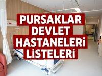 Pursaklar Devlet Hastaneleri Listesi.. Pursaklar'daki Devlet Hastanelerinin Adresleri ve Telefonları 2020