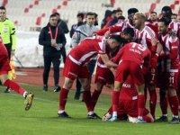Demir Grup Sivasspor'dan kritik haftada önemli galibiyet