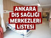 Ankara Diş Sağlığı Merkezleri Listesi.. Ankara'daki Diş Sağlığı Merkezlerinin Adresleri ve Telefonları 2020