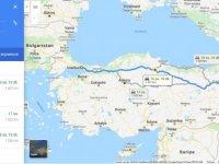 İstanbul Kars arası kaç km? İstanbul Kars arası kaç saat? İstanbul'dan Kars'a nasıl gidilir?