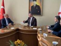 Altındağ Belediye Başkanı Asım Balcı'dan Siteler esnafına ziyaret