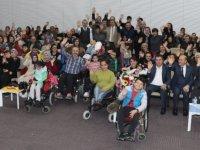 Etimesgut'ta engellilere ve ailelerine motivasyon semineri düzenlendi