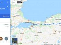 İstanbulKastamonuarası kaç km? İstanbulKastamonuarası kaç saat? İstanbul'danKastamonu'ya nasıl gidilir?