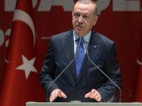 Cumhurbaşkanı Erdoğan: Yüz binlerce vatandaşını öldüren Esed'i dost görmek mümkün değil