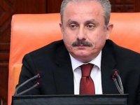 TBMM Başkanı: Türkiye sessiz kalacak bir devlet değildir