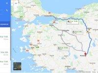 İstanbulKonyaarası kaç km? İstanbulKonyaarası kaç saat? İstanbul'danKonya'ya nasıl gidilir?