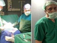 Yetkisiz estetik operasyona polisten ameliyathanede baskın
