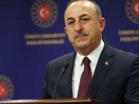 Çavuşoğlu Yunanistan'a çok sert tepki: Sahada da masada da göstereceğiz!