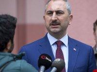 Adalet Bakanı Gül koronavirüs toplantısının ardından açıklama yapacak