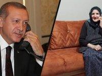 Cumhurbaşkanı'ndan vatandaşa EVDE KAL telefonu...