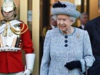 Kraliçe de yakalandı