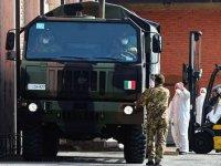 İtalya'da Kovid-19'dan ölenlerin sayısı 10 bini geçti