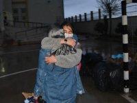 Karantina süresi biten öğrenciler tahliye edildi: Evde kal