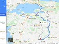 İstanbul Uşak arası kaç km? İstanbul Uşak arası kaç saat? İstanbul'dan Uşak'a nasıl gidilir?