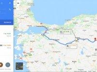 İstanbul Yozgat arası kaç km? İstanbul Yozgat arası kaç saat? İstanbul'dan Yozgat'a nasıl gidilir?