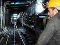 Maden işçileri süresiz yıllık izne çıkartıldı
