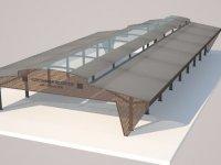 Kızılcahamam'da Yeni Kapalı Pazar Yeri için çalışmalara başlandı