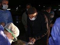 Karantina süresi bitenler evlerine gönderiliyor: 29 kişi daha ailesine kavuştu