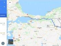 İstanbul Kırıkkale arası kaç km? İstanbul Kırıkkale arası kaç saat? İstanbul'dan Kırıkkale'ye nasıl gidilir?