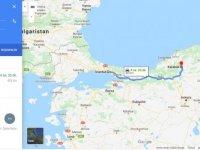 İstanbul Karabük arası kaç km? İstanbul Karabük arası kaç saat? İstanbul'dan Karabük'e nasıl gidilir?