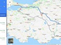 İstanbul Kilis arası kaç km? İstanbul Kilis arası kaç saat? İstanbul'dan Kilis'e nasıl gidilir?