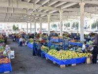 Altındağ'da 5 pazar kapatıldı