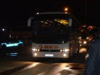 Yurt dışından gelen 511 kişi Afyonkarahisar'daki öğrenci yurduna yerleştirildi