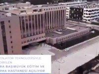 Pendik Başıbüyük Eğitim ve Araştırma Hastanesi hizmete açıldı