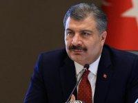 Sağlık Bakanı Koca'dan 'MFÖ' paylaşımı