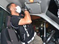 Adana'da bayram öncesi narkotik uygulama