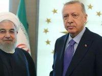Erdoğan ile Ruhani arasında sürpriz görüşme