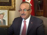 Dışişleri Bakanı Mevlüt Çavuşoğlu'nun sözleri Güney Kıbrıs'ta gündem oldu