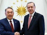 Erdoğan, Tokayev ve Nazarbayev ile görüştü