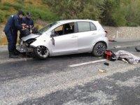 Bayramda trafik kazalarında 14 kişi hayatını kaybetti