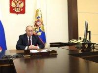 Putin: Koronavirüs salgınında zirve noktasını aştık