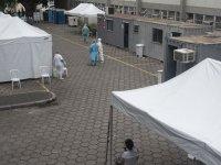 Brezilya'da Kovid-19 nedeniyle can kaybı 24 bin 512'ye yükseldi
